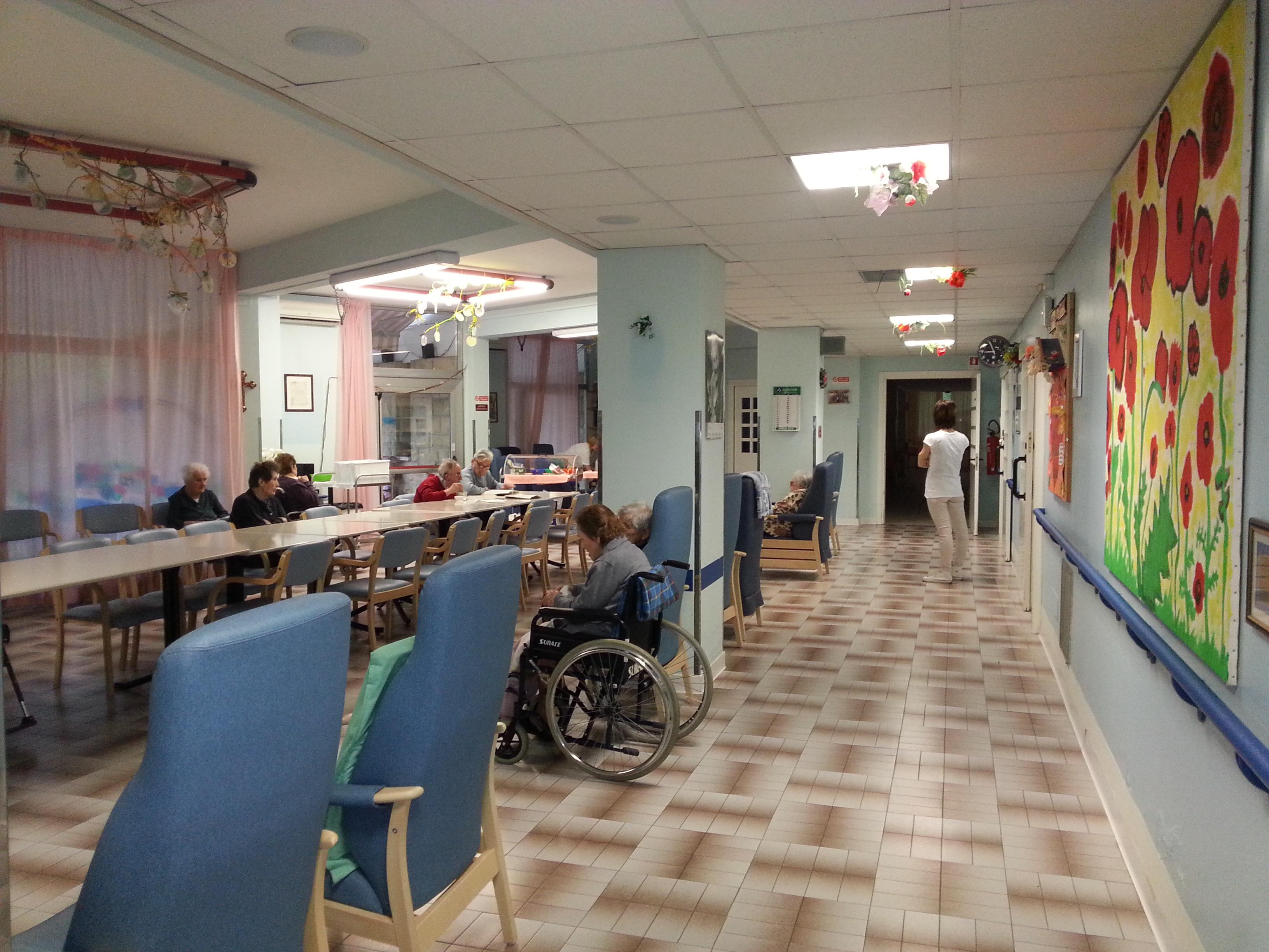 Iss istituto per la sicurezza sociale di san marino for Piani perfetti per la casa di riposo